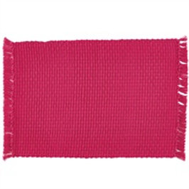 Calais Placemat - Hot Pink 108-01HP
