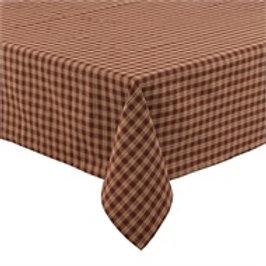 """Sturbridge Tablecloth - 54""""L - Wine #315-05K"""