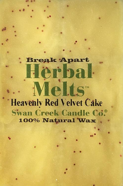 Heavenly Red Velvet Cake #02250