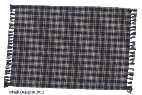 """Sturbridge Table Runner-Navy 13""""x36"""" 315-12H"""