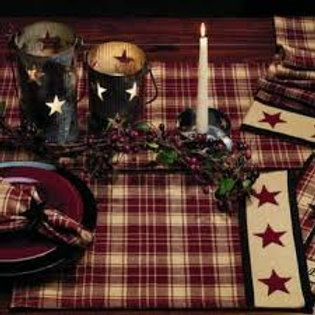 IHF-427P Heritage Star Placemat
