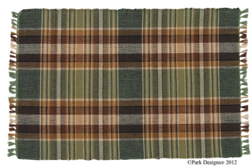 Wood River Placemat 474-01