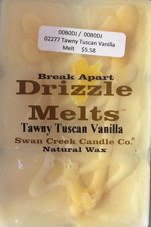 Tawny Tuscian Vanilla #02277