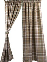 "Thyme Lined Curtain Panels 72"" X 84"" #611-431"