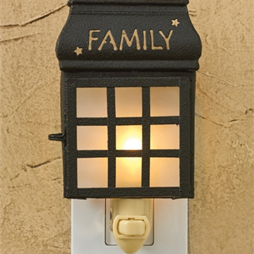 Family Lantern Night Light #25-040