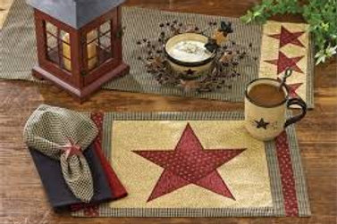 Country Star Placemat #373-01