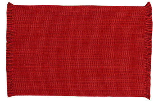 Casual Classics Placemat - Red #111-01M
