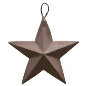 """2-1/4"""" Mini Barn Star, Rusty #GISW738R"""