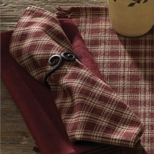 Sturbridge Napkin - Wine #315-02K