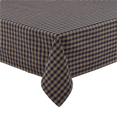 "Sturbridge Navy Table Cloth 54""x54"" #315-05H"
