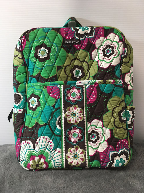 "Bella Taylor Back Pack #1007 9.75"" x 4.25"" 12.75"""