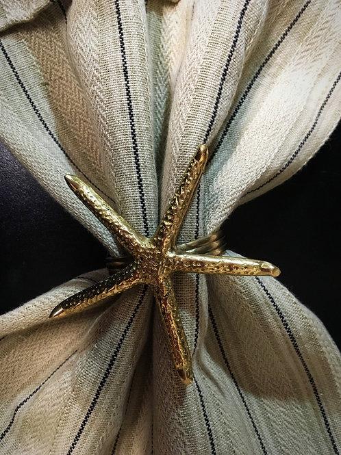 Star Fish Napkin Ring #24-127