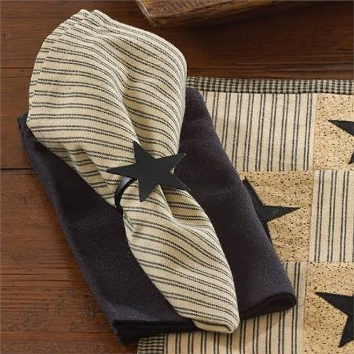 Primitive Star Napkin #371-02