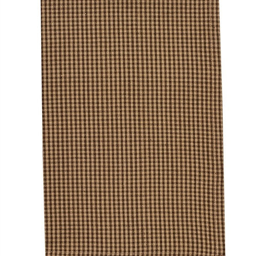 Shades of Brown Dishtowel #384-10