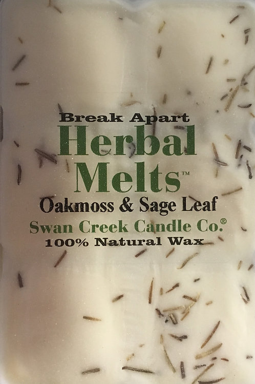 Oakmoss & Sage Leaf #02215