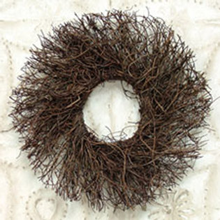 "Angel Vine Wreath, 8"" #FJHE4636"