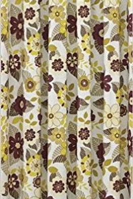 """Isabella Shower Curtain 72"""" x 72"""" #161-45"""