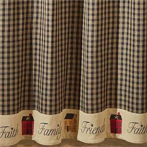 Sturbridge Home Shower Curtain #314-45FX