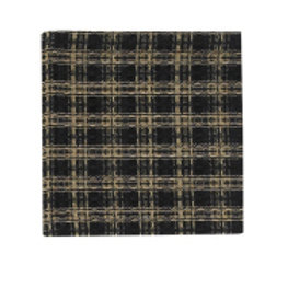 Sturbridge Dishcloth - Black #315-18R