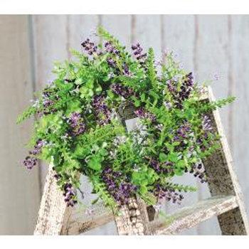 Eucalyptus Lavender Berry Ring #FFG9084LV