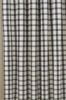 Salt & Pepper Shower Curtain #326-45
