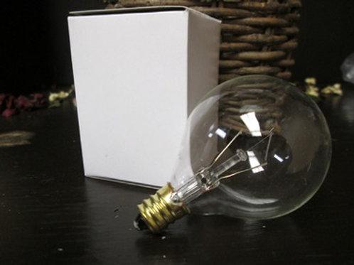 12070 40 Watt Bulb Round, 40w