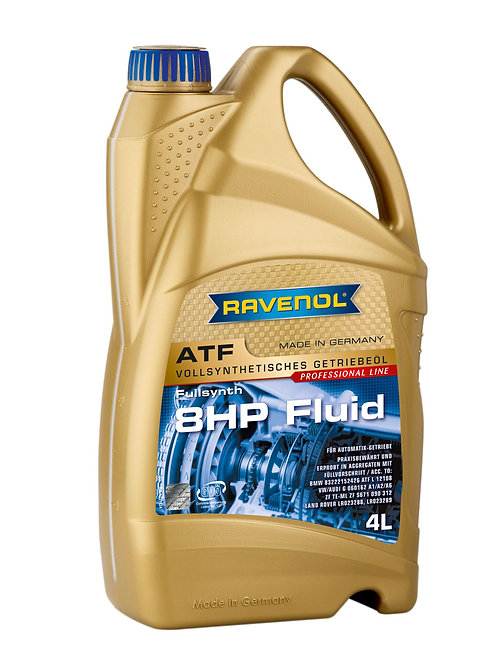 RAVENOL ATF 8HP Fluid