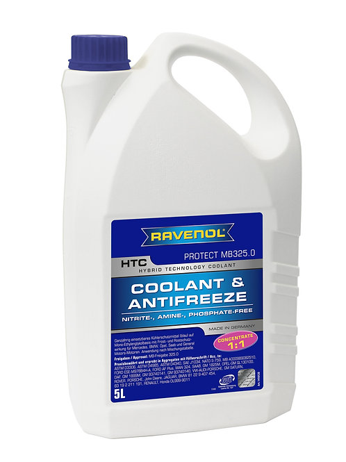 RAVENOL HTC Hybrid Technology Coolant Concentrate