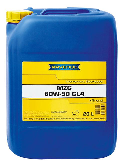 RAVENOL Getriebeoel MZG SAE 80W-90 GL 4