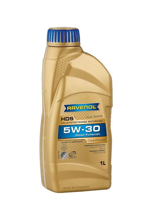 RAVENOL HDS Hydrocrack Diesel Specific 5W-30