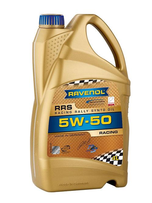 RAVENOL RRS SAE 5W-50