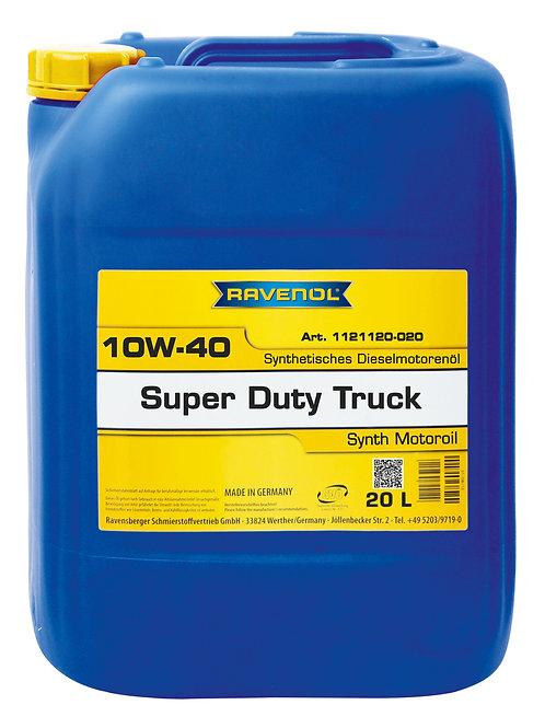 RAVENOL SDT Super Duty Truck SAE 10W-40