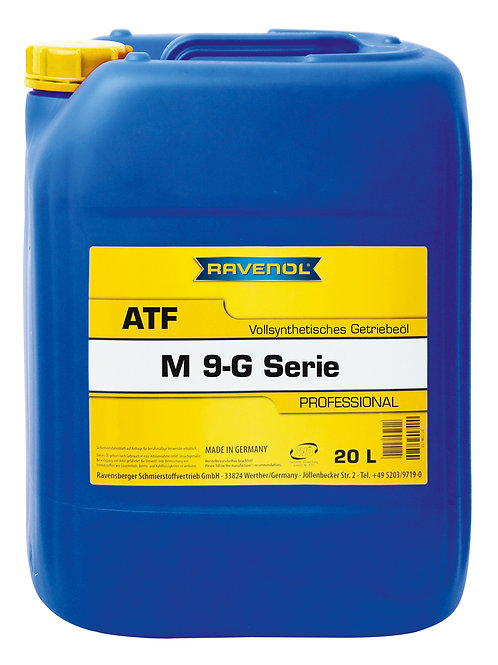 RAVENOL ATF M 9-G Serie