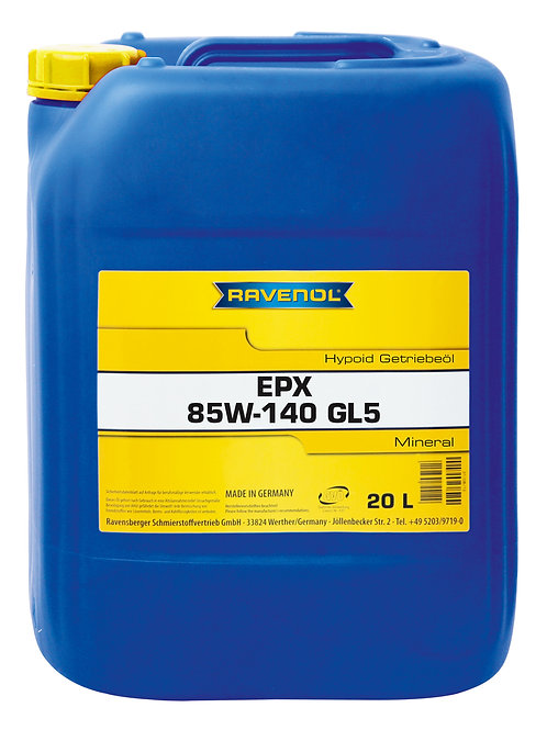 RAVENOL Getriebeoel EPX SAE 85W-140 GL 5