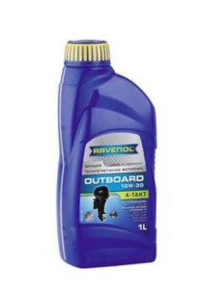 RAVENOL Outboardoel 4T SAE 10W-30