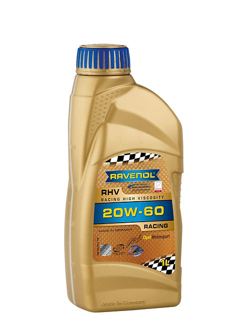 RAVENOL RHV Racing High Viscosity SAE 20W-60