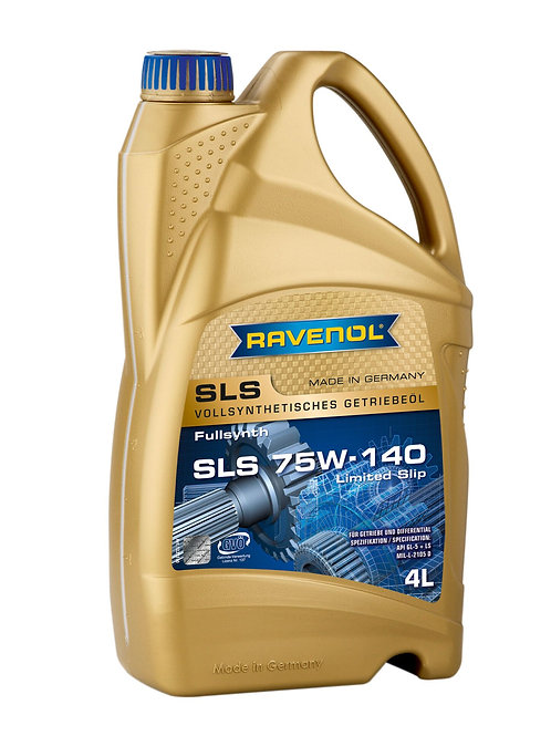 RAVENOL Getriebeoel SLS SAE 75W-140 GL 5 LS