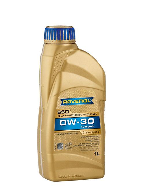 RAVENOL SSO SAE 0W-30; 1 L
