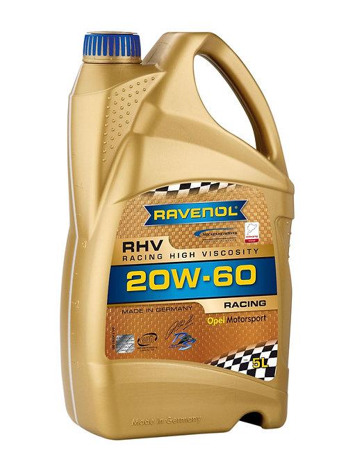 RAVENOL RHV Racing High Viscosity SAE 20W-60
