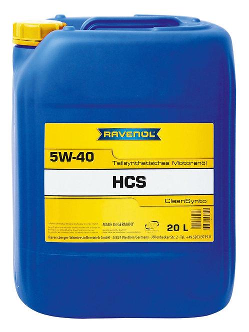 RAVENOL HCS SAE 5W-40