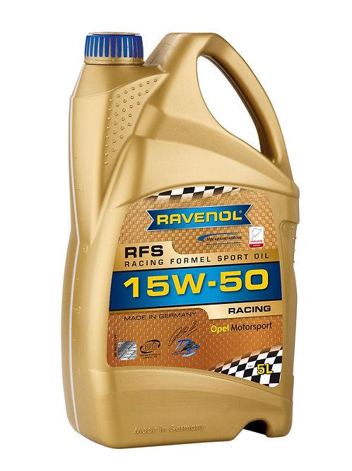 RAVENOL RFS SAE 15W-50