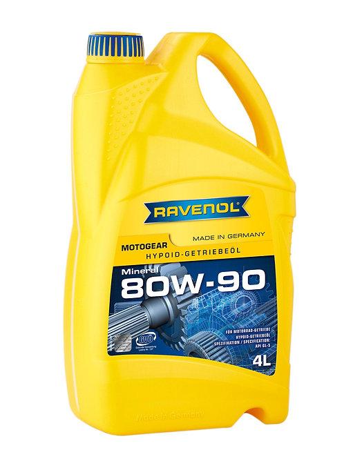 RAVENOL Motogear SAE 80W-90 GL-5