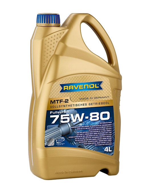 RAVENOL MTF-2 SAE 75W-80