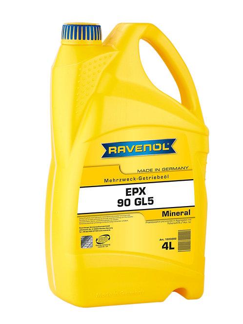 RAVENOL Getriebeoel EPX SAE 90 GL 5