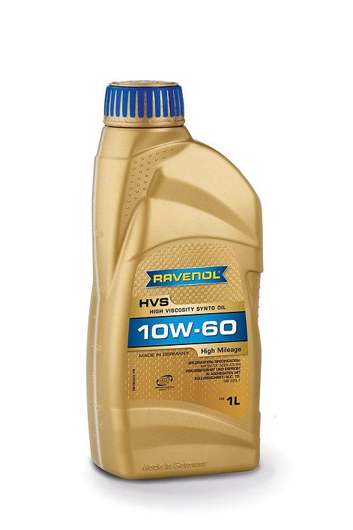 RAVENOL HVS High Viscosity Synto Oil SAE 10W-60