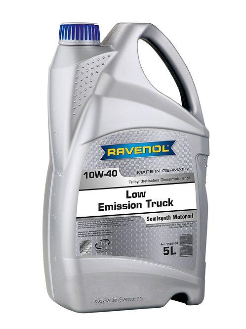 RAVENOL Low Emission Truck SAE 10W-40