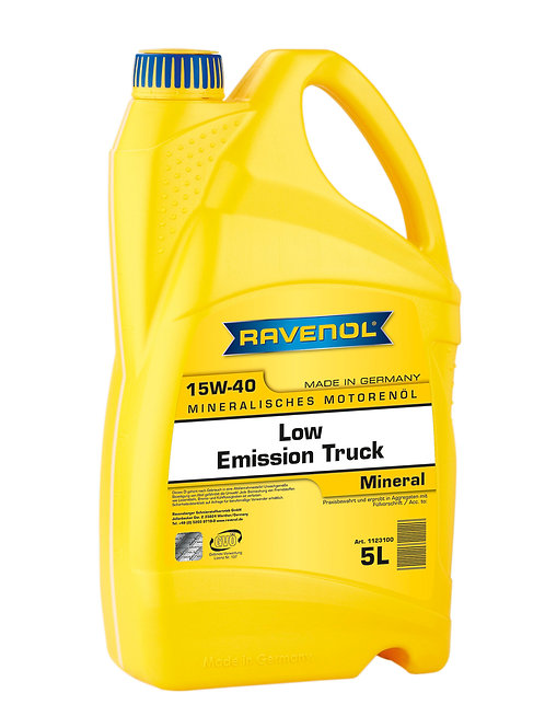 RAVENOL Low Emission Truck SAE 15W-40
