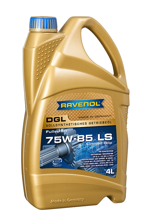 RAVENOL DGL SAE 75W-85 GL-5 LS