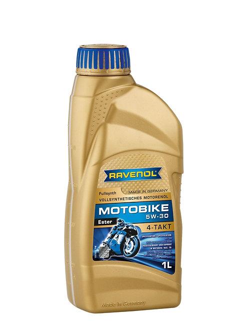RAVENOL Motobike 4-T Ester SAE 5W-30