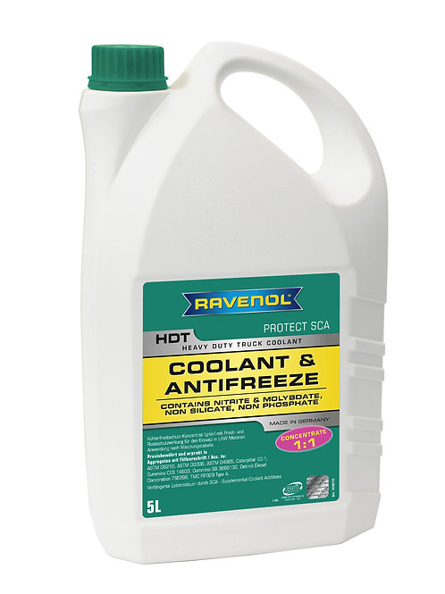 RAVENOL HDT Heavy Duty Truck Cool. Concentrate